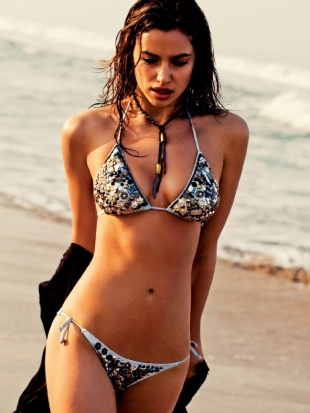Agua Bendita Swimwear 2013 Collection
