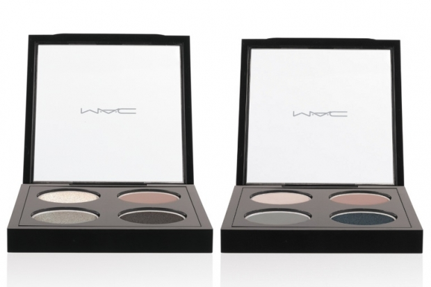 MAC Strength All Woman and Inner Strength Eyeshadow Quads