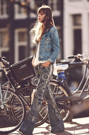 Free People January 2013 Catalog