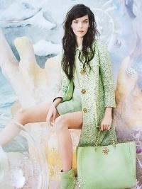 Mulberry Spring/Summer 2013 Campaign