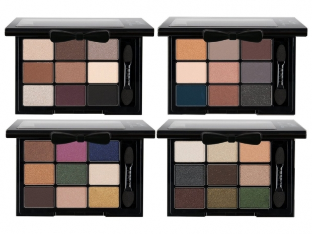 NYX Love in Paris Spring 2013 Eyeshadow Palettes