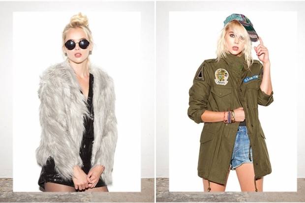 Forever 21 Web Exclusive Capsule 21 Collection