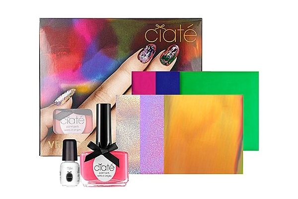 Carnival Couture - Ciate Very Colourfoil Manicure 2013 Collection