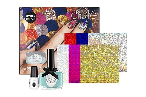 Kaleidoscope Klash - Ciate Very Colourfoil Manicure 2013 Collection