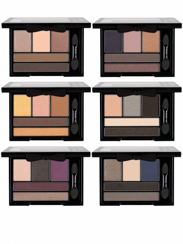 NYX Love in Florence Spring 2013 Eyeshadow Palettes