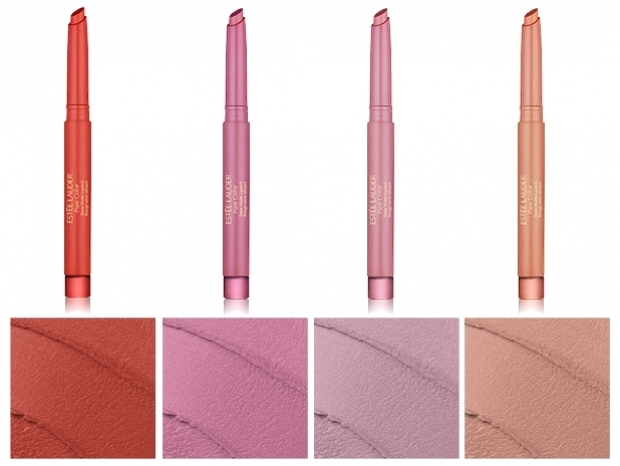 Pure Color Sheer Matte Lipsticks - Estée Lauder Pretty Naughty Spring 2013 Makeup Collection