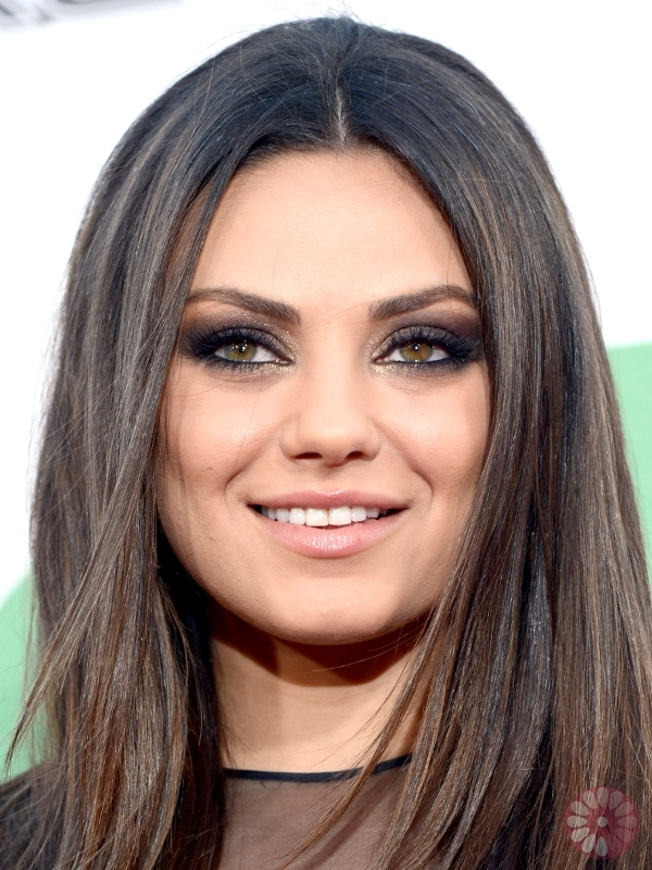 out  eye smoky hearts? makeup break this makeup  Check Mila natural  Kunis tutorial mila tutorial some kunis