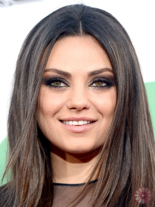 Mila Kunis Smoky Eye Makeup Tutorial