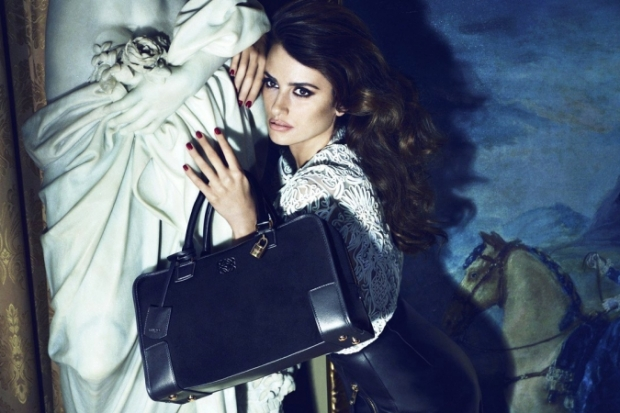 Penélope Cruz for Loewe Spring/Summer 2013 Campaign