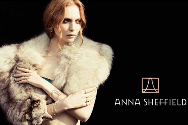 Anna Sheffield Jewelry Campaign