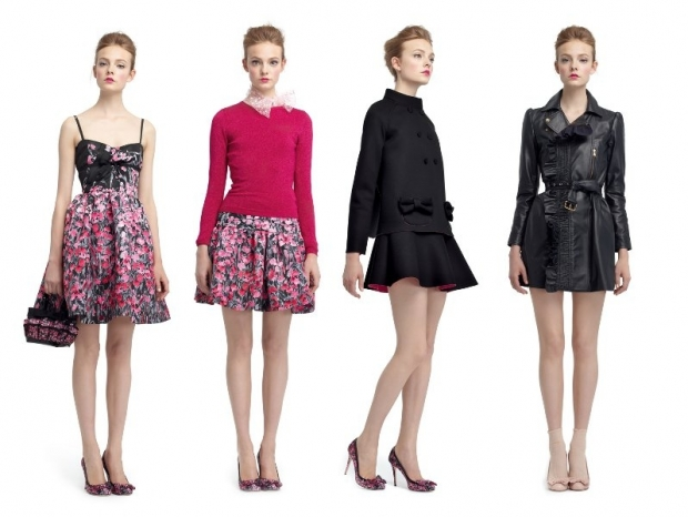 RED Valentino Spring Summer 2013 Pre-Collection