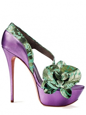Gaetano Perrone Spring/Summer 2013 Shoes