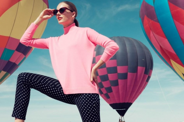 J.Crew Up, Up and Away Lookbook 2013