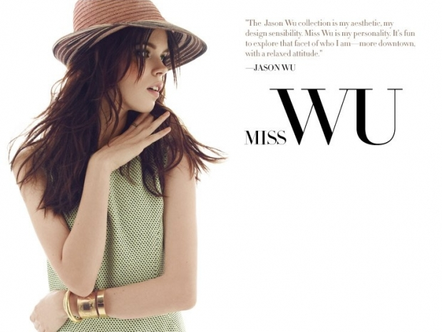 Miss Wu by Jason Wu Lookbook
