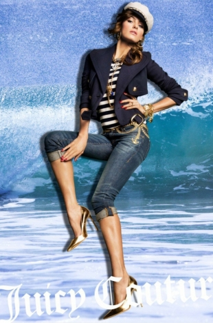Juicy Couture Spring 2013 Campaign