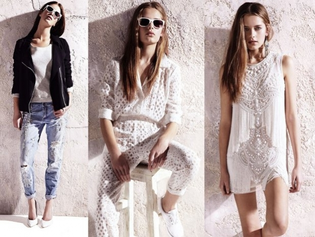 River Island Spring/Summer 2013 Lookbook