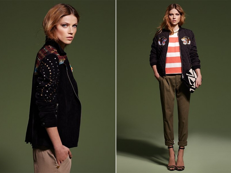 Suite Blanco Early Spring 2013 Campaign