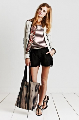 Maison Scotch Spring/Summer 2013 Lookbook
