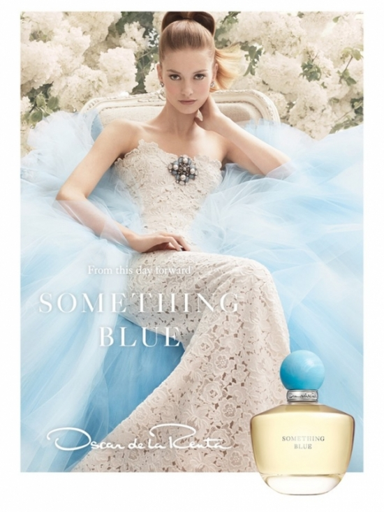 Oscar de la Renta Something Blue Fragrance 2013