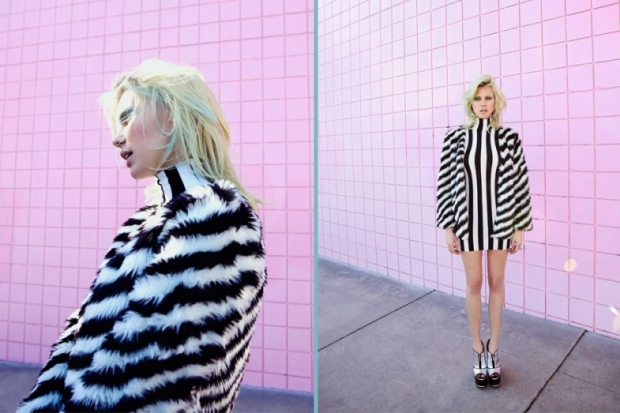 Nasty Gal Pop Rocks January 2013 Lookbook