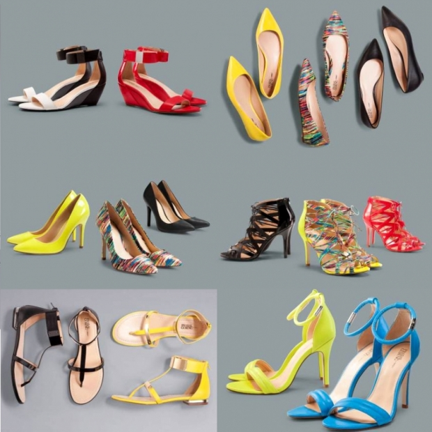 Prabal Gurung for Target Collection Shoes