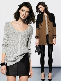 Mango January 2013 Lookbook