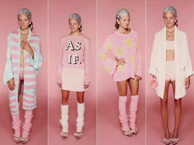 Wildfox White Label Spring 2013 Lookbook