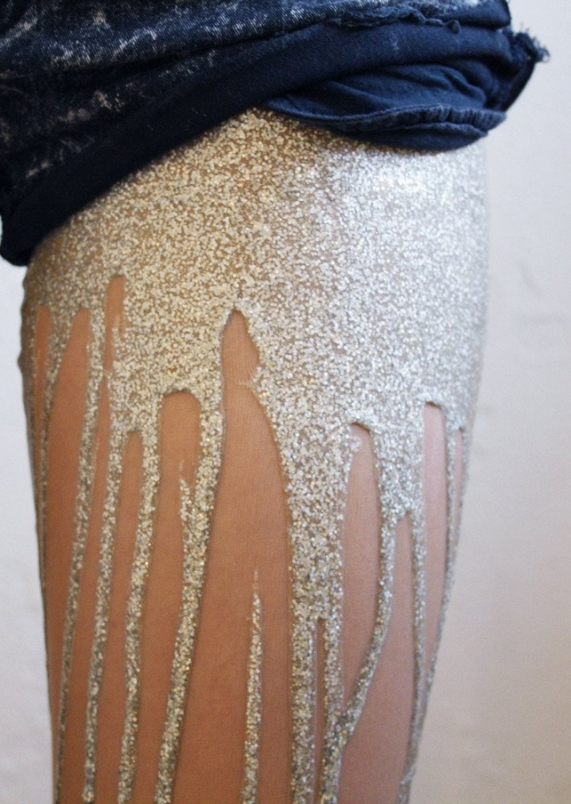 Melting Tights by URB Clothing.