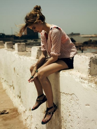 Maison Scotch Spring/Summer 2013 Campaign