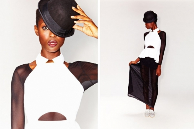 Nasty Gal Loud And Clear January 2013 Lookbook