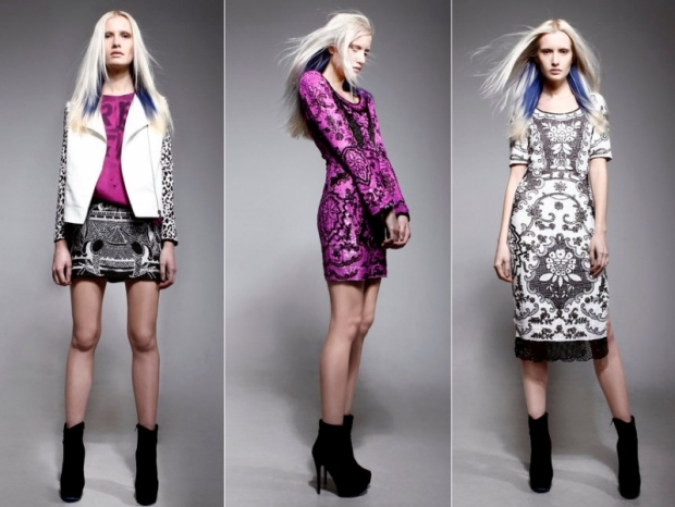 Leila Shams Pre-Fall 2013 Lookbook