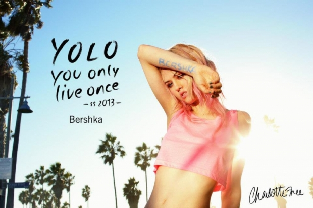 Bershka Spring/Summer 2013 Collection