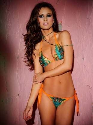 Mar de Rosas Mystical Stones 2013 Swimwear Collection