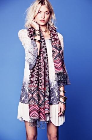 Free People January 2013 Lookbook