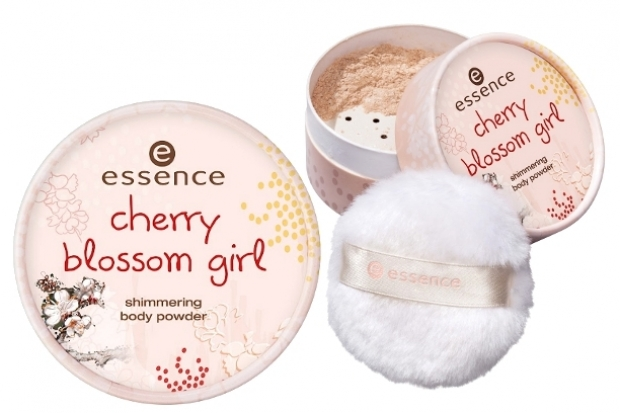 Essence Cherry Blossom Girl 2013