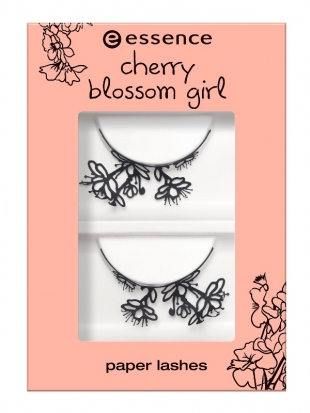 Essence Cherry Blossom Girl Makeup Collection
