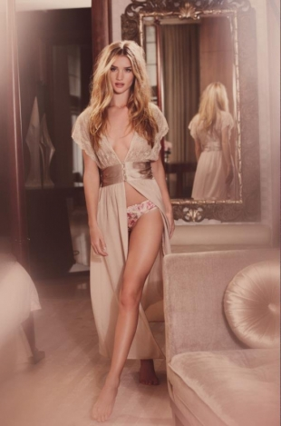 Rosie Huntington-Whiteley M&S Autograph 2013 Lingerie Collection