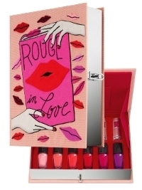 Olympia Le-Tan x Lancôme Rouge in Love Set