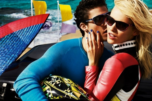 Just Cavalli Spring/Summer 2013 Campaign