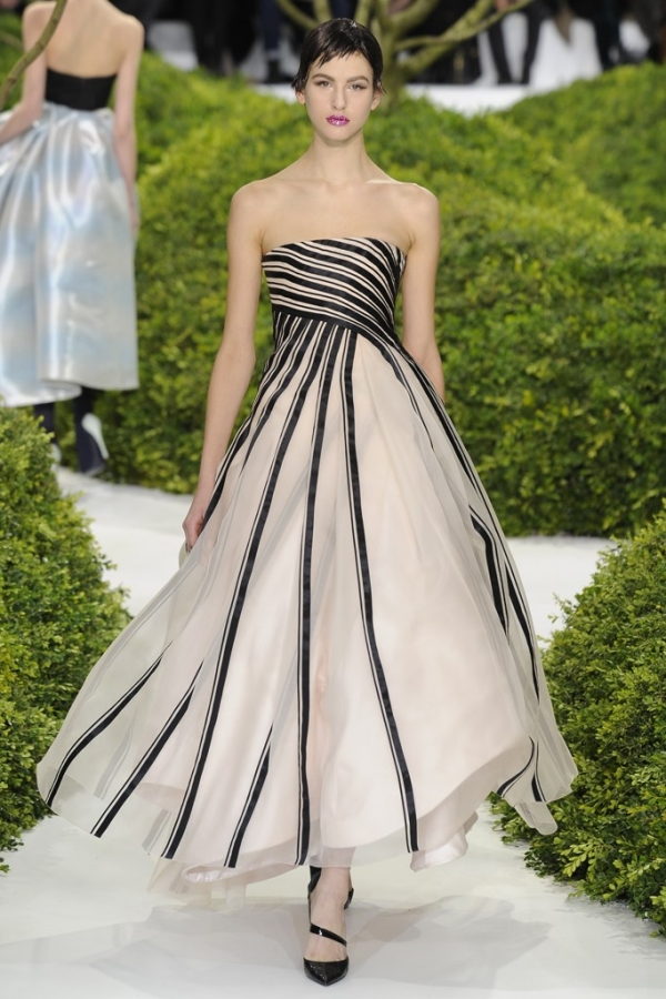 Christian Dior Spring 2013 Couture Collection.
