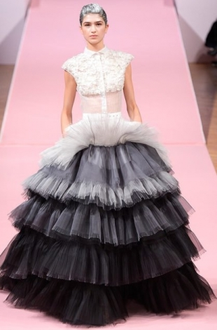 Alexis Mabille Spring 2013 Couture Collection
