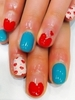 Valentine's Day Nail Art Ideas 2013