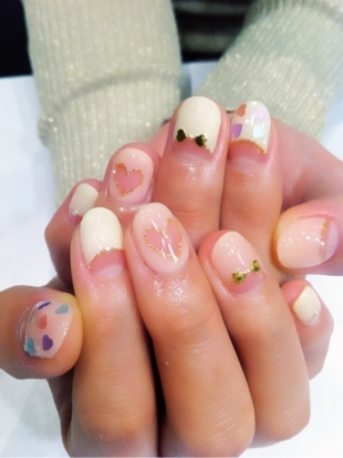Valentines Day Nail Art Ideas 2013