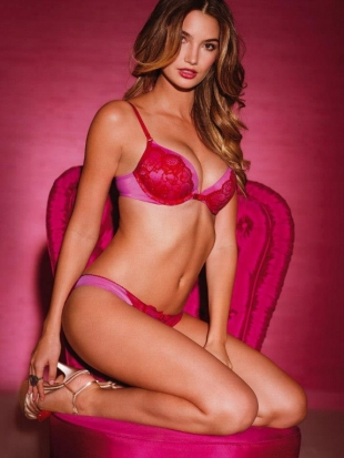 Victorias Secret 2013 Valentines Day Lookbook
