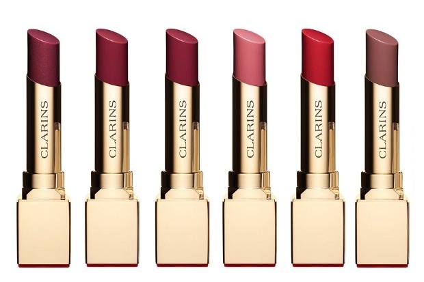 Clarins Rouge Éclat Lipstick Spring 2013