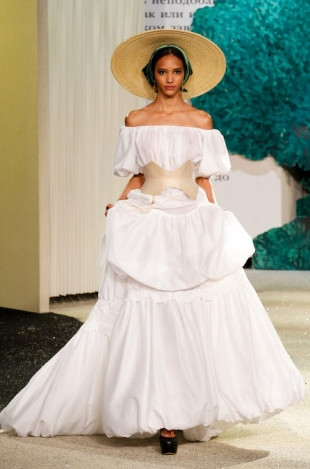 Ulyana Sergeenko Spring 2013 Couture Collection