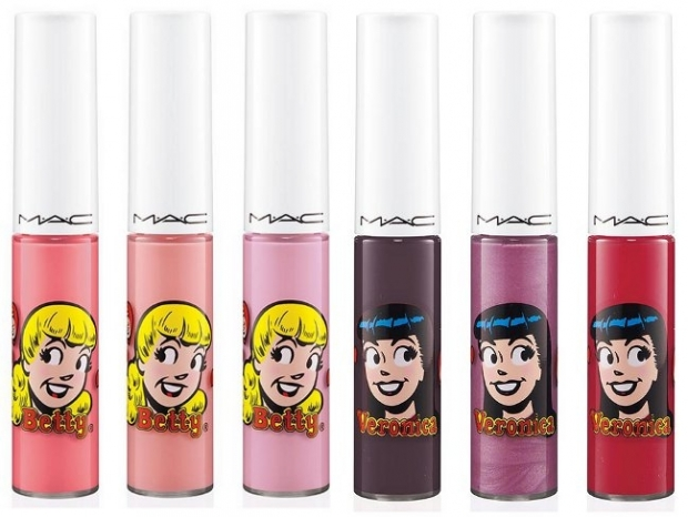 MAC Archies Girls Spring 2013 Makeup Collection