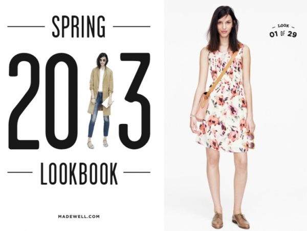 Madewell Spring/Summer 2013 Lookbook