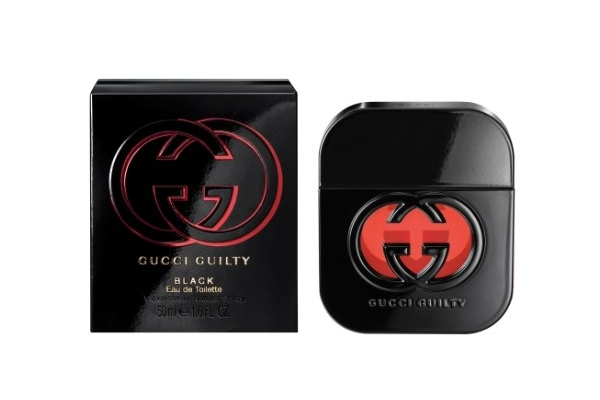 Gucci to Launch Guilty Black Fragrance