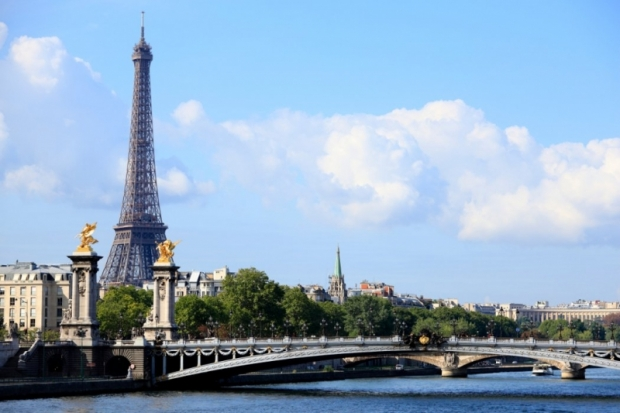 Paris - Romantic Cities to Visit on Valentines Day